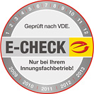 Elektro Meyer · E-Check